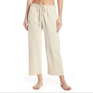 FREE PEOPLE Movement Sideline Printed Sweat Pants